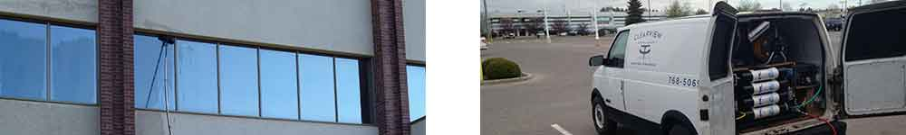Clearview Services: Residential & Commercial Window Cleaning