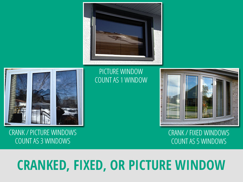 Clearview window cleaning for Window estimate